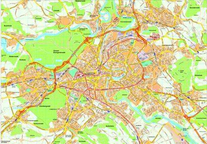Bern map