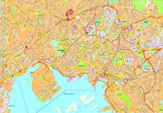 Oslo map