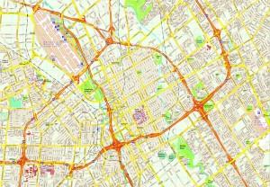 San Jose map1