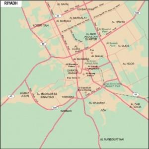 Riyadh city
