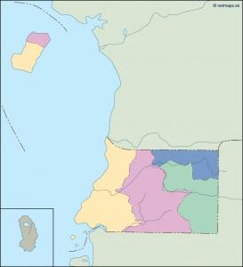 equatorial guinea blind map