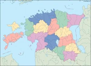 estonia blind map