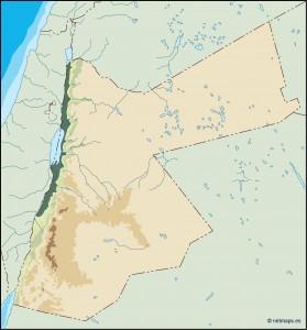 jordan illustrator map