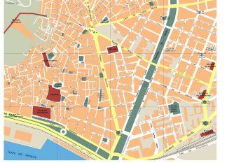 mapa almeria