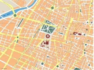 mapa castellon