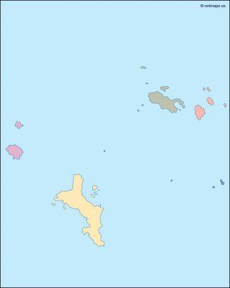 seychelles blind map