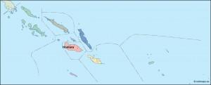 solomon vector map
