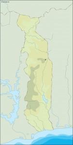 togo illustrator map