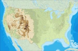 usa illustrator map