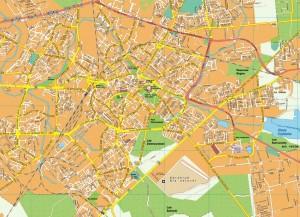 Bialystok EPS map