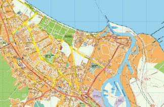 Gdansk EPS map