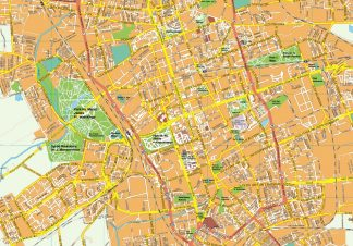 Lodz EPS map