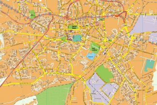Lublin EPS map