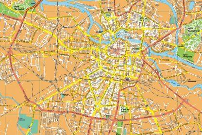 Wroclaw EPS map