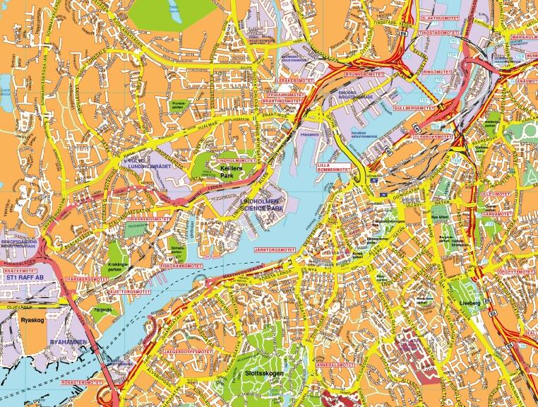 göteborg karta karta goteb– Netmaps. Mapas de España y del mundo göteborg karta