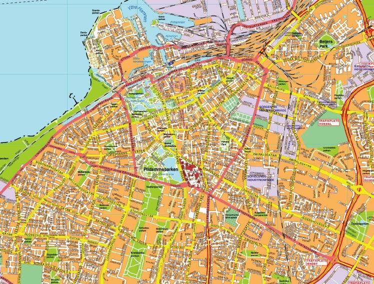 karta malmö karta malmo – Netmaps. Mapas de España y del mundo karta malmö