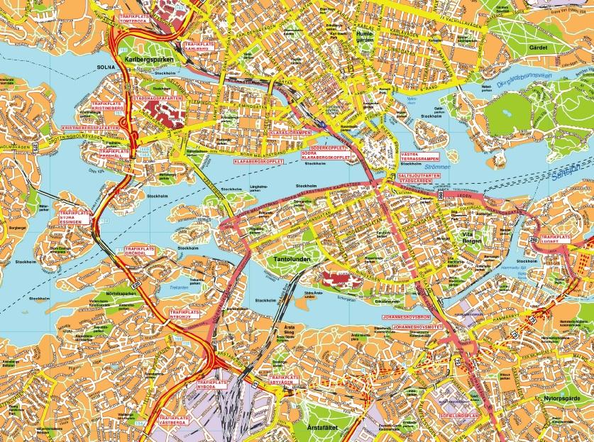 karta stockholm karta stockholm – Netmaps. Mapas de España y del mundo karta stockholm