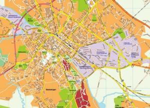 karta uppsala