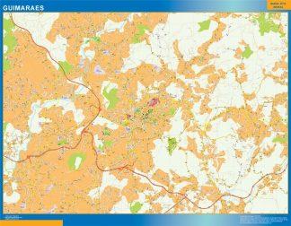 Guimaraes mapa