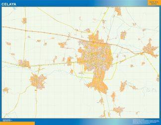 mapa Celaya