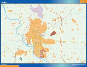 Mapa Magnetico Lugo