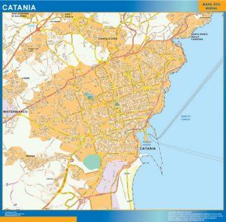 Mappa Magnetica Catania