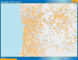 Porto Mapa Grande Area Magnetico