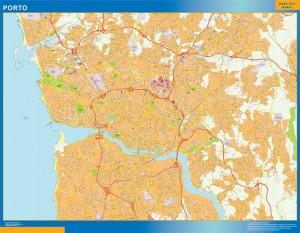 Porto Mapa Magnetico
