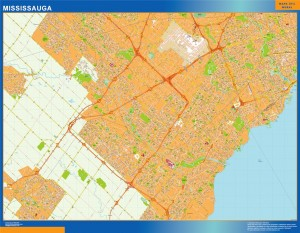 mississauga magnetic map