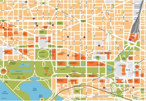 Washington Vector Map