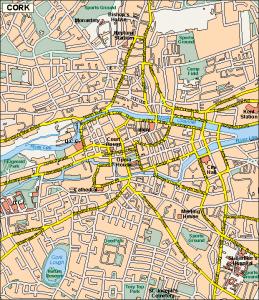 Cork EPS map