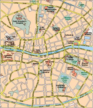 Dublin EPS map