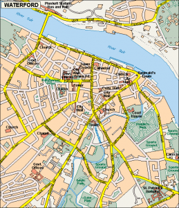Waterford EPS map