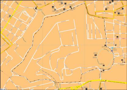 Vatican Vector EPS Map